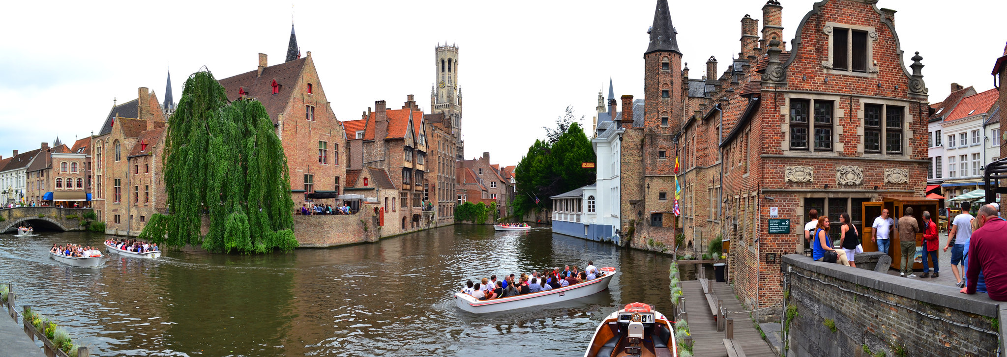 Brugge reis